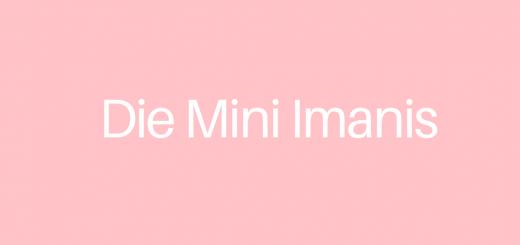 Mini Imanis
